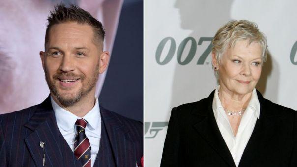 Τομ Χάρντι και Τζούντι Ντετς οι κορυφαίοι Βρετανοί ηθοποιοί του 21ου αιώνα -Ποιοι άλλοι είναι στη λίστα