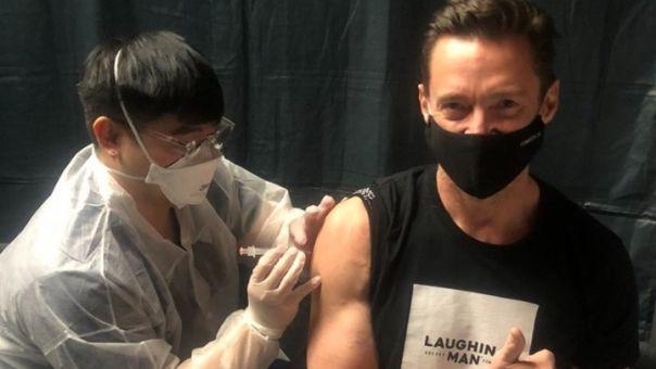 Aκόμη και ο Wolverine χρειάζεται εμβόλιο κατά του κορωνοϊού