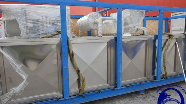 ΣΔΟΕ: Εντόπισε στον Πειραιά φορτίο 4 τόνων κάνναβης με προορισμό την Σλοβακία