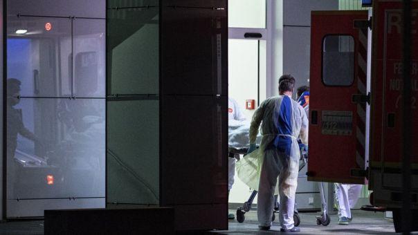 Γερμανία: Οι ασθενείς που νοσηλεύονται στις ΜΕΘ Covid αυξάνονται ταχύτερα από το αναμενόμενο