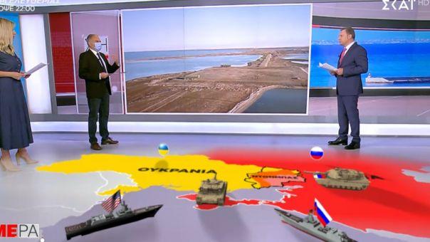 «Δαυίδ» (Ουκρανία) εναντίον «Γολιάθ» (Ρωσία) - Η στρατιωτική υπεροπλία σε αριθμούς