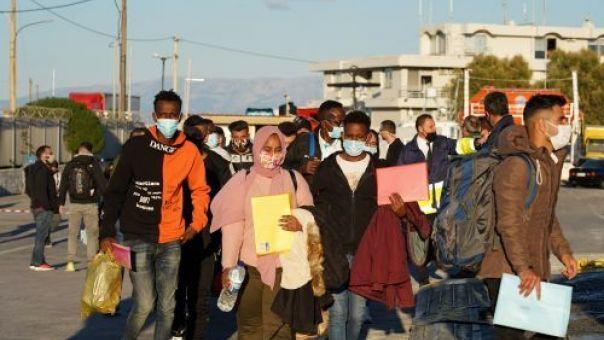 Χίος: Λιγότεροι από 1.000, από 5.000, οι φιλοξενούμενοι στο ΚΥΤ της ΒΙΑΛ