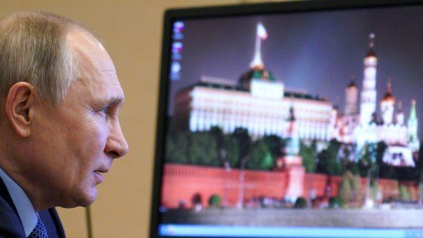 Κρεμλίνο: Πούτιν και Μπάιντεν συμφωνούν στην αποκλιμάκωση - Διαφωνούν στα συμφέροντα