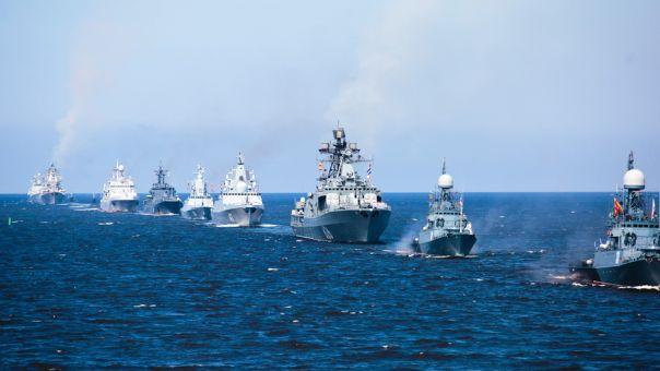 Ρωσία: Ναυτικές ασκήσεις στη Μαύρη Θάλασσα ενόψει του κατάπλου αμερικανικών πλοίων