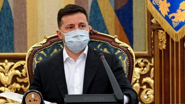 Ένταξη της Ουκρανίας σε ΕΕ και ΝΑΤΟ ζητεί ο πρόεδρος Ζελένσκι