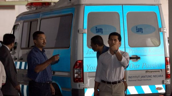 Μαλαισία: Πάνω από 200 τραυματίες από τη σύγκρουση τρένων στην Κουάλα Λουμπούρ