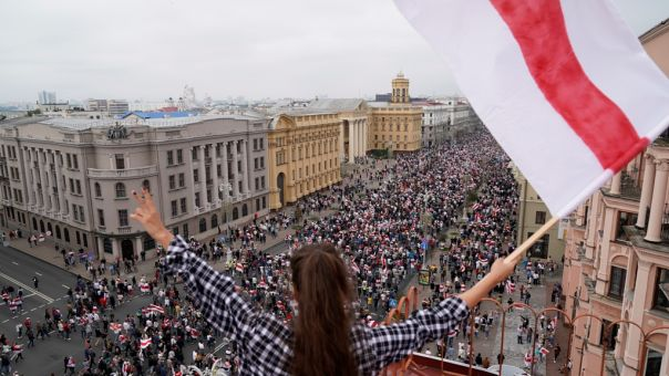 Κοινή δήλωση ΕΕ,ΗΠΑ,Ηνωμένου Βασιλείου και Καναδά για την Λευκορωσία