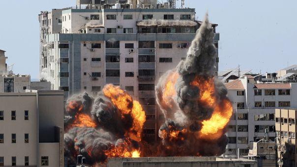 AP: Σοκαρισμένοι -τρομοκρατημένοι από τον ισραηλινό βομβαρδισμό γραφείου μας-Ανησυχητική εξέλιξη
