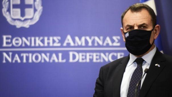 Παναγιωτόπουλος: Ό,τι απειλείται, δεν αποστρατιωτικοποιείται