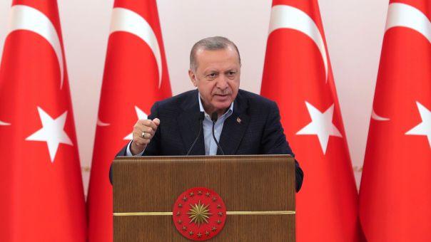 Ερντογάν: Μετά τη Λιβύη, τη Συρία και το Ιράκ έτοιμος για «περισσότερες ευθύνες» και στο Αφγανιστάν