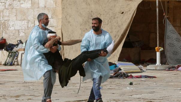 Παλαιστίνη: Εκατόμβη νεκρών στη Λωρίδα της Γάζας από τις ισραηλινές επιδρομές