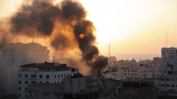 Μεσανατολικό: Πέμπτη νύκτα βομβαρδισμών της Λωρίδας της Γάζας από τον στρατό του Ισραήλ