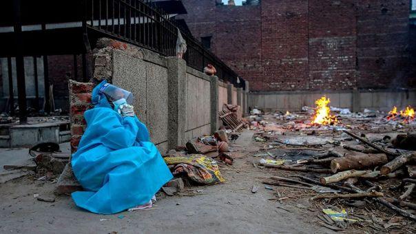Κορωνοϊός - Ινδία: Τραγικό ρεκόρ 4.205 θανάτων σε 24 ώρες