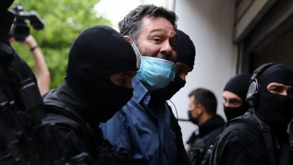 Στα «χέρια» της ελληνικής Δικαιοσύνης ο Γιάννης Λαγός