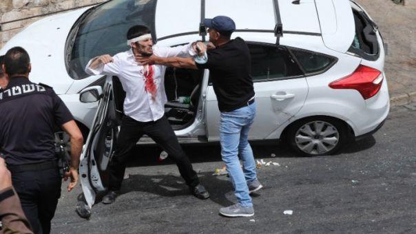 Πάνω από 300 τραυματίες από τα βίαια επεισόδια Παλαιστινίων- Ισραηλινών- Συνεδριάζει εκτάκτως ο ΟΗΕ (video)