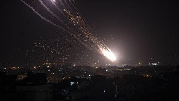 Τουλάχιστον 70 νεκροί από τη Δευτέρα στις συγκρούσεις Χαμάς - Ισραήλ