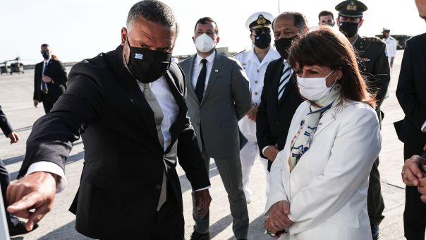 Έβρος-Σακελλαροπούλου: Η Ελλάδα δεν δέχεται απαράδεκτες διεκδικήσεις και απειλές από κανέναν