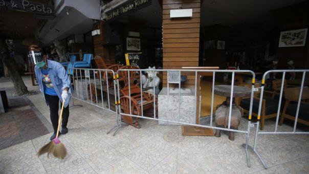 Αρνητικό ρεκόρ ημερήσιων κρουσμάτων κορωνοϊού στη Ταϊλάνδη