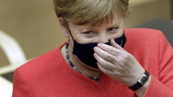 Μέρκελ: Θα κάνουμε ό,τι μπορούμε για μία κλιματικά ουδέτερη Γερμανία έως το 2045