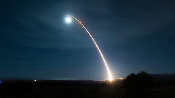 ΗΠΑ: Απέτυχε η δοκιμή ενός διηπειρωτικού πυραύλου Minuteman III