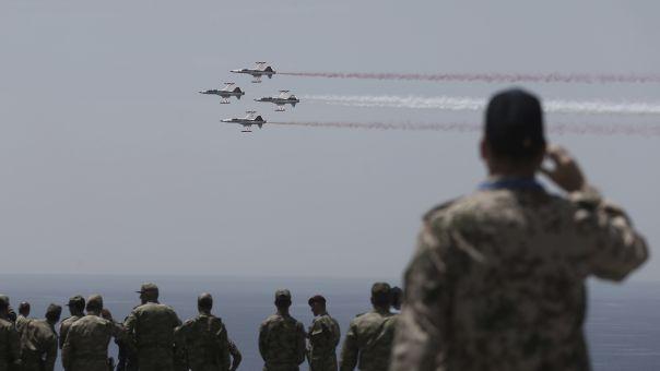Διπλό χαστούκι: ΗΠΑ και Σλοβακία αποχώρησαν από τουρκική άσκηση λόγω συμμετοχής του ψευδοκράτους