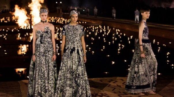 Ο Dior στο Καλλιμάρμαρο: Μόδα με «Kallos» και «Phos» ζωντανά από την Αθήνα σε όλο τον πλανήτη