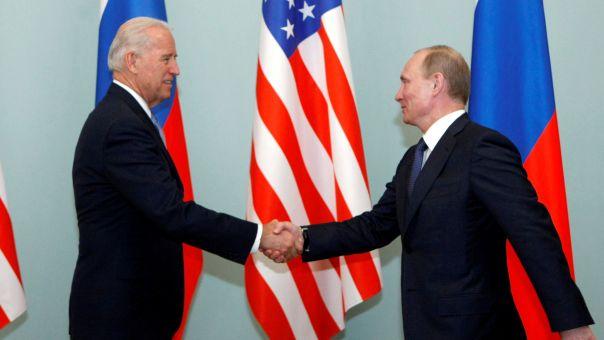 Μεγάλες διαφωνίες, μικρές προσδοκίες -Ανάλυση για τις σχέσεις Μπάιντεν-Πούτιν