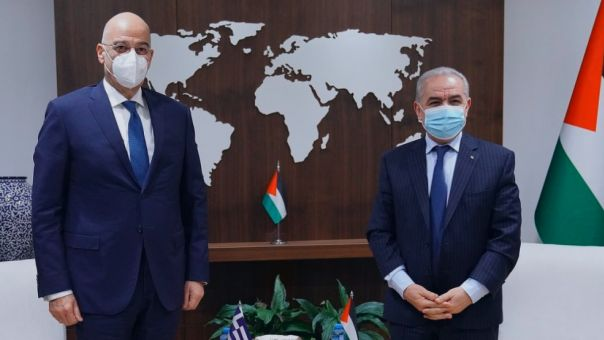 «Πόρτα» Παλαιστινίων σε Άγκυρα για ΑΟΖ: Έχουμε σύνορα με Αίγυπτο, Ισραήλ και Κύπρο, όχι με Τουρκία