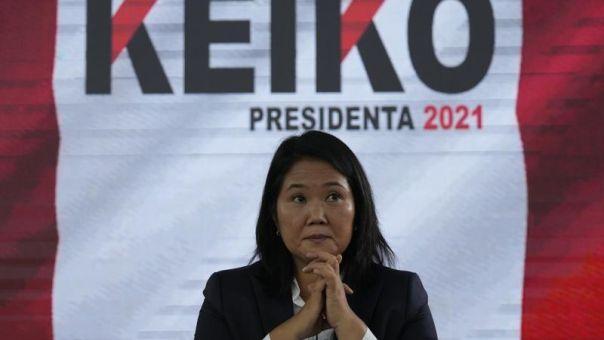 Περού: Η ομάδα της Κέικο Φουχιμόρι επιμένει να καταγγέλλει «νοθεία» στις εκλογές