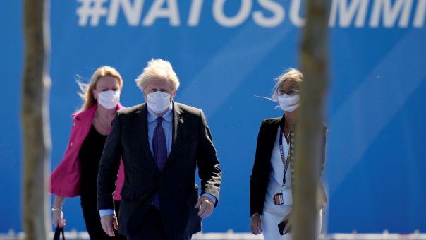 Τζόνσον στο ΝΑΤΟ: Η ασφάλεια στη βάση της ανάκαμψης από την πανδημία