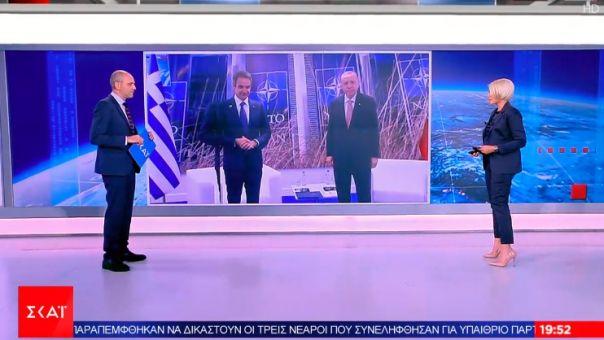 Συνάντηση ΝΑΤΟ: Η αποτίμηση Αθήνας και Άγκυρας – Ο Ερντογάν αποκαλεί πάλι... «κύριο» τον Μητσοτάκη