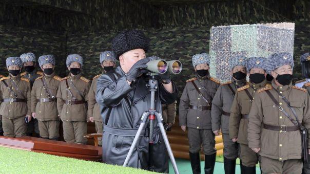 Κιμ Γιονγκ Ουν: Να προετοιμαστούμε τόσο για διάλογο όσο και για σύγκρουση με τις ΗΠΑ