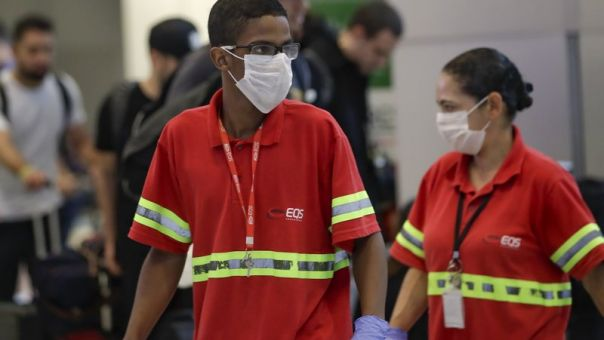 Βραζιλία: 1.129 νεκροί εξαιτίας της COVID-19 και σχεδόν 38.000 κρούσματα σε 24 ώρες