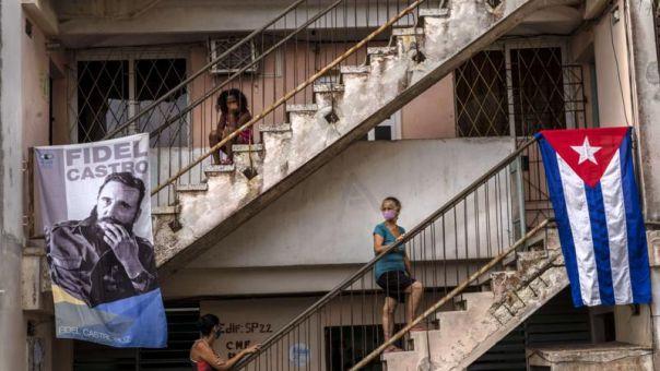 Κούβα: Ρεκόρ 1.561 κρουσμάτων κορωνοϊού και 11 νεκροί σε 24 ώρες