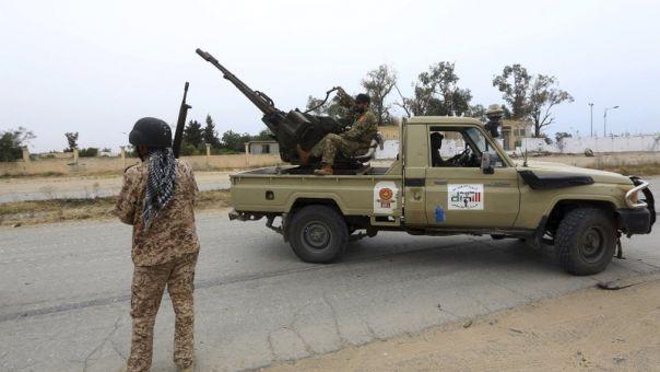 Οι ΗΠΑ επιμένουν στην αποχώρηση των ξένων δυνάμεων από τη Λιβύη