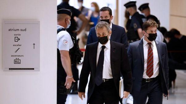 Υπόθεση Bygmalion: Ο Νικολά Σαρκοζί αρνείται κάθε ευθύνη στην κατάθεση του