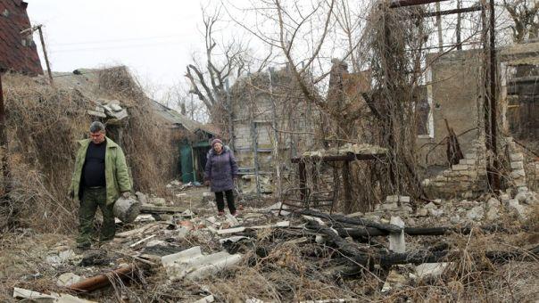 Ουκρανία: Νεκροί και τραυματίες σε ανταλλαγή πυρών Ουκρανών–φιλορώσων