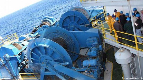 Ενδείξεις για κολοσσιαία κoιτάσματα φυσικού αερίου σε Ιόνιο - Κρήτη