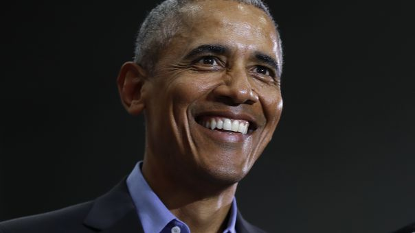 Aυτή είναι η λίστα του Ομπάμα με τα αγαπημένα του για το 2019
