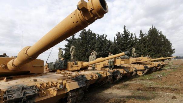Η Γερμανία πούλησε όπλα άνω του 1 δισ. ευρώ σε  Τουρκία, Αίγυπτο Κατάρ κι άλλες χώρες