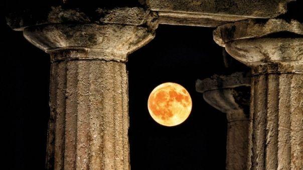 Αυγουστιάτικη Πανσέληνος: Εκδηλώσεις σε 77 αρχαιολογικούς χώρους και μουσεία απόψε