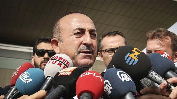 Συρία: Τελιγραφο 35 ωρών Τσαβούσογλου στους  Κούρδους μαχητές