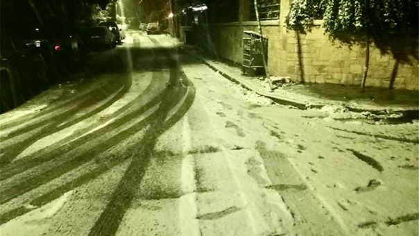 Ποιοι δρόμοι είναι κλειστοί στην Αττική λόγω των έντονων καιρικών φαινομένων
