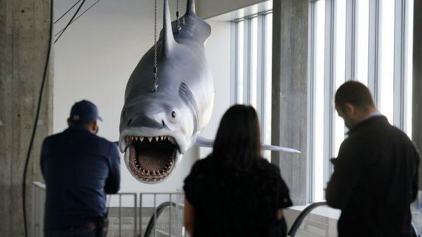 Στο μουσείο των Όσκαρ ο καρχαρίας από τη ταινία Jaws