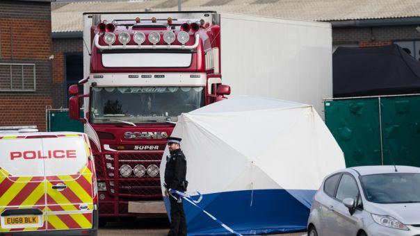 Ομολόγησε την ενοχή του ο οδηγός του μοιραίου φορτηγού ψυγείο του Έσεξ
