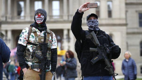 ΗΠΑ: Η Βουλή Αντιπροσώπων ετοιμάζεται να ψηφίσει νομοσχέδια αυστηροποίησης ελέγχου για αγορά όπλων