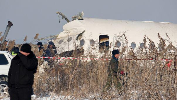 Καζακστάν: Στις αεροδίνες αποδίδει η αεροπορική εταιρεία Bek Air το αεροπορικό δυστύχημα στο Αλμάτι