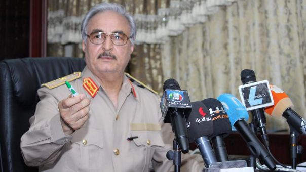 Λιβύη: «Αίνιγμα» ποιοί πιλοτάρουν τα ρωσικά μαχητικά του Χαφτάρ - Γιατί έχει σημασία