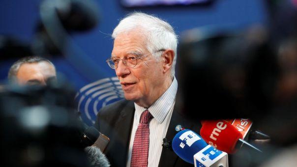 Ζ. Μπορέλ: Η ΕΕ πρέπει είναι έτοιμη να στείλει στρατιώτες στη Λιβύη
