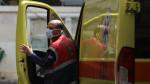 Κορωνοϊός-Ελλάδα: Στους 205 οι νεκροί, εξέπνευσε 70χρονος στο Νοσοκομείο Ρίου